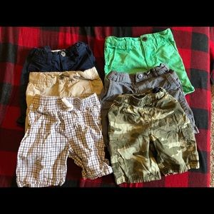 Other - Lot: 6 pair little boys 3t shorts